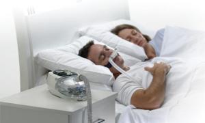 CPAP - Continuous Positive Airway Pressure