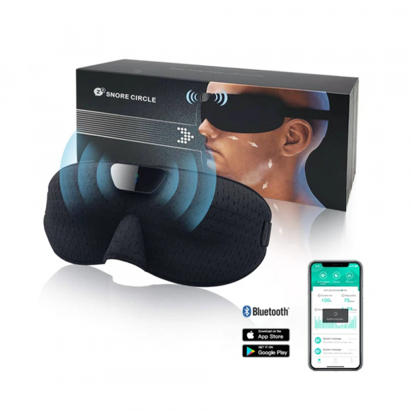 Snore Circle Smart Mask Anti-snoring Device